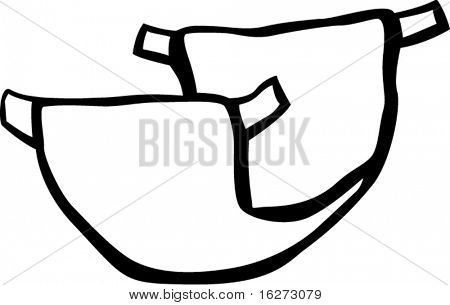 一次性纸尿裤 库存矢量图和库存照片 | bigstock