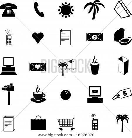 símbolo diverso set 3