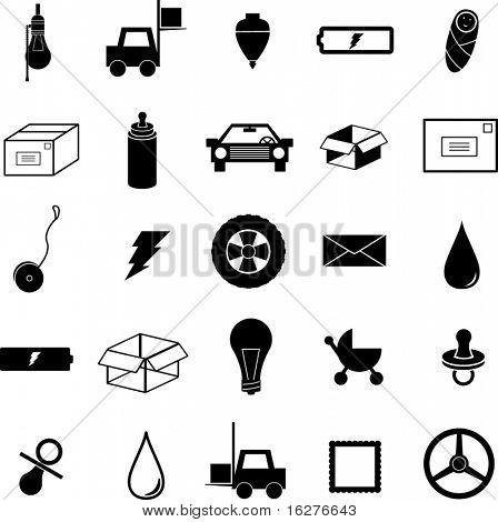 diverse symbol set 6