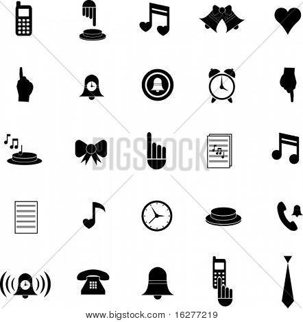 diverse symbol set 8