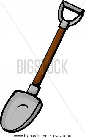 mining shovel tool