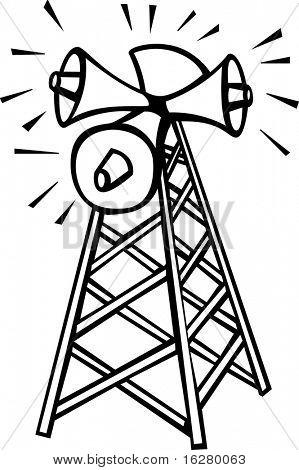 sound tower