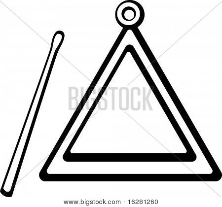 triangle musical instrument
