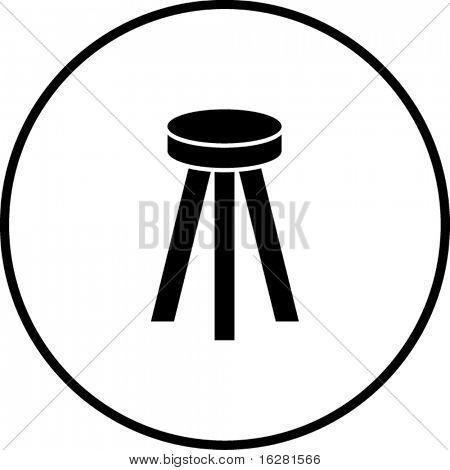 stool bench symbol