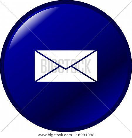 mail envelope button