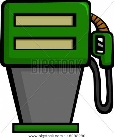 gas combustible or fuel pump