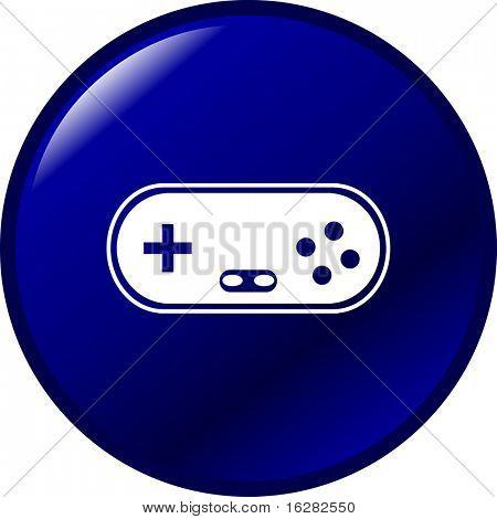 game pad videogame controller button