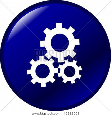 gears engaged button