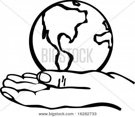 mundo en mano