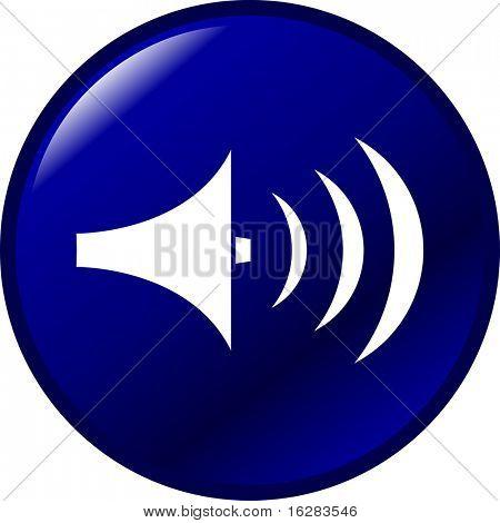 sound volume speaker button