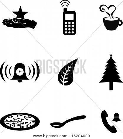 diverse symbols