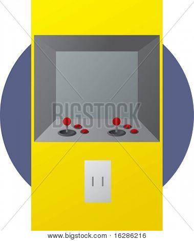 arcade video game