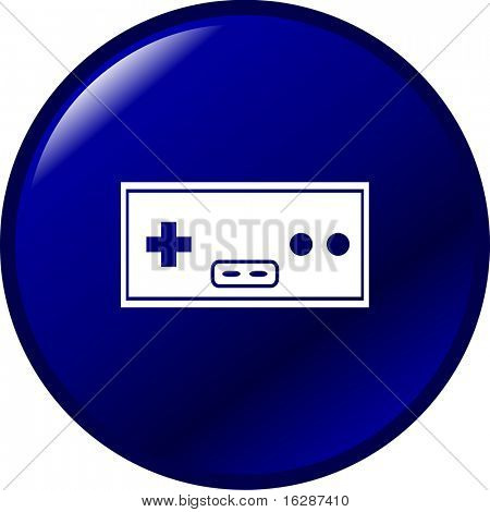 video game controller button