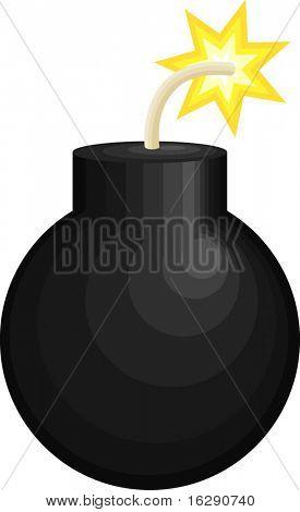 bomb explosive