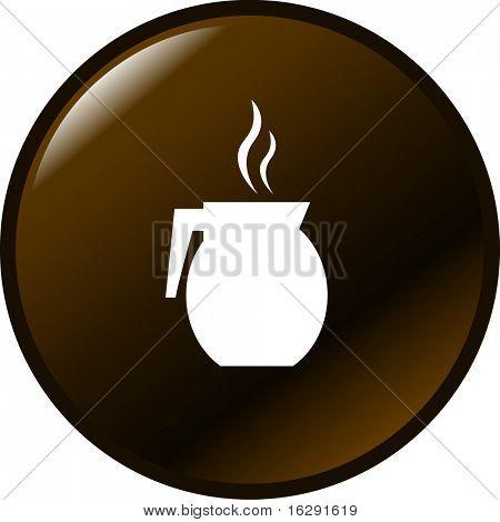 coffee jar button