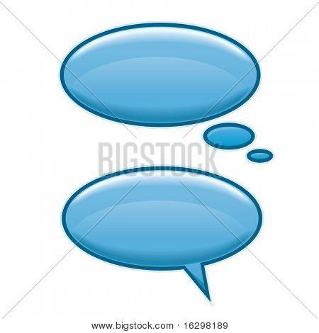 Dialog shape