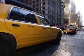 image of hackney  - New York Taxi - JPG