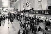 stock photo of amtrak  - Grand Central Station - JPG
