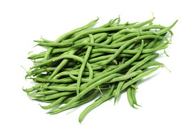 stock photo of green bean  -  french beans - JPG