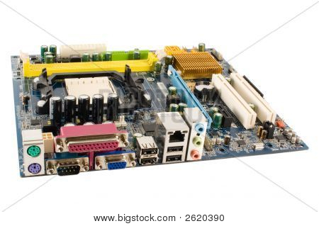 Isolated Mainboard