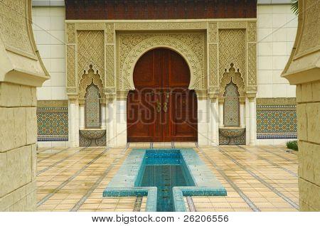 Moroccan Architecture in Malaysia