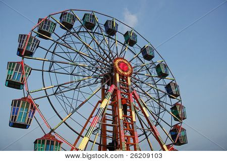 Ferries wheel