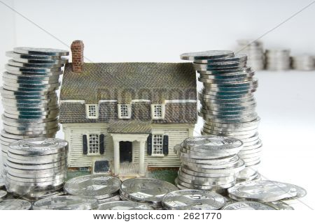 Stacks Of Debt #5 - House Series