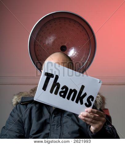 Thanks  - Sign Series