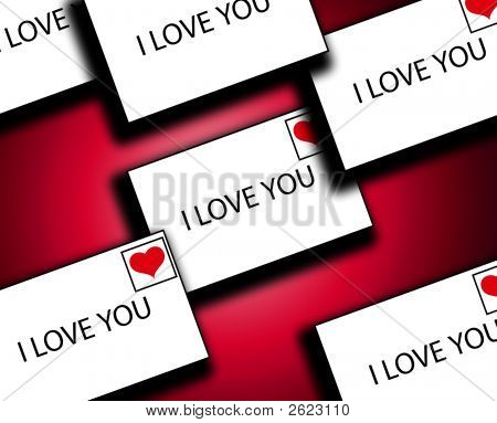 Lots Of Love Letters