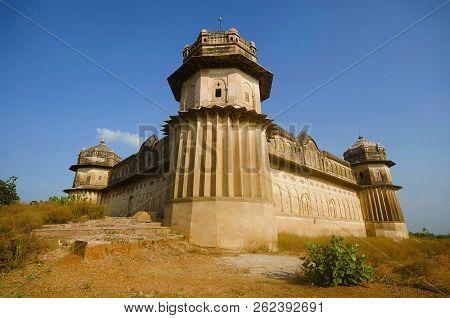 Lakshmi Narayan Temple Orchha Madhya