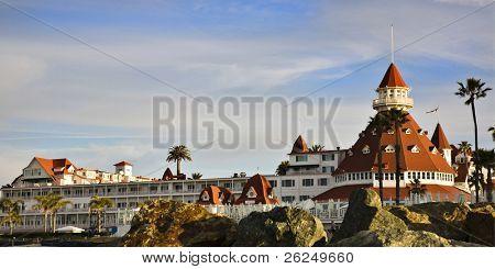Hotel Del Coronado in San Diego, California