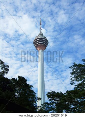 Menara tower. Kuala Lumpur. Malaysia