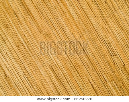 pressed bamboo textured board background