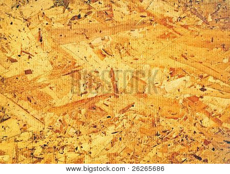 Pressed Plywood Background