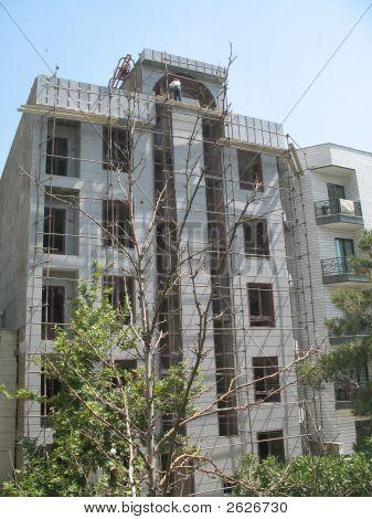 Contruction Of Building
