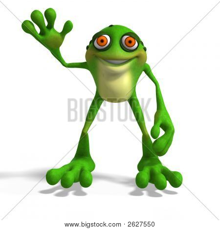 Crazy Toad