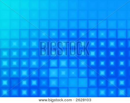 Abstract Blue Pool Background