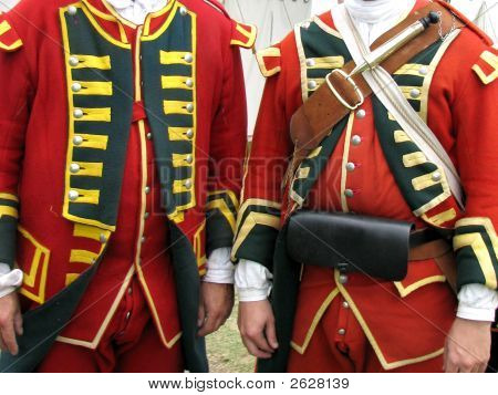 British Grenadier Uniforms 1