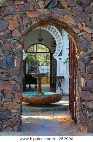 Moroccan Entryway