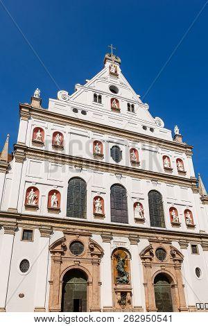 Michaelskirche st Michael Kirche Facade
