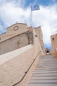 Catholic Cathedral in Ano Syros (Greece))