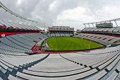 COLUMBIA, SC - 9 de JUN: Williams-Brice Stadium es el estadio de fútbol de inicio para la Asamblea General de Carolina del sur