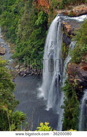 Lisbon Waterfall, Sabie, RSA