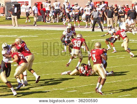 Florida State Vs Maryland Football Game