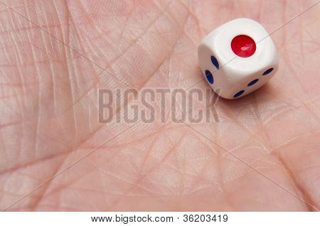 Die in hand