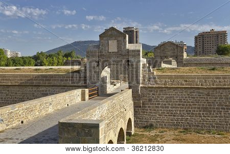 Citadel Of Pamplona Spain