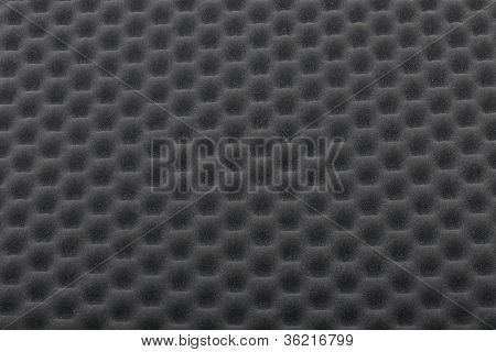 grey foam