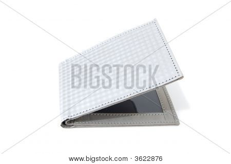 Compact Thin Grey Wallet