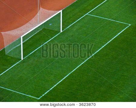 Soccer Goal Gate