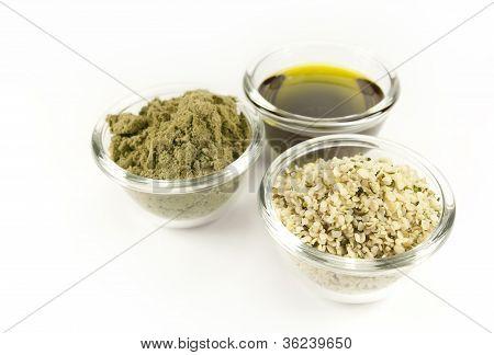 produtos de cânhamo